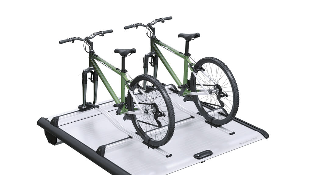 Great for bike carriers