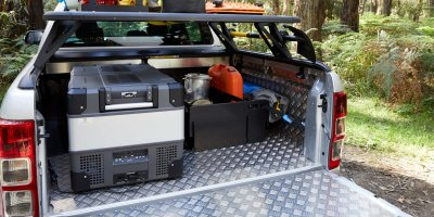 Mountain Top Rack Mount for Ford Ranger
