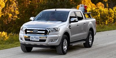 Mountain Top Rack Mount for Ford Ranger