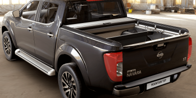 Mountain Top Bed Divider for Nissan Navara NP300